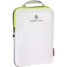 Eagle Creek Pack-It Specter Compression Cubos M, white/strobe